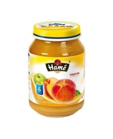 Пюре фруктовое Hame Яблоко Персик 190 г