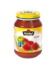 Пюре фруктовое Hame Яблоко Малина 190 г