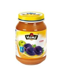 Пюре фруктовое Hame Яблоко Слива 190 г