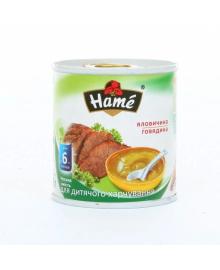 Пюре мясное Hame Говядина 100 г