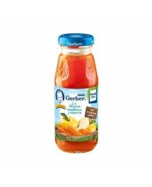 Сок Gerber Яблоко Морковь с мякотью 175 мл