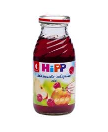 Сок органический HiPP Малина Яблоко 200 мл