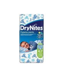 Подгузники-трусики Huggies Dry Nites 4-7 лет для мальчиков, 10 шт