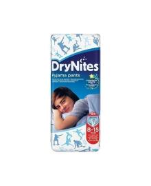 Подгузники-трусики Huggies Dry Nites 8-15 лет для мальчиков, 9 шт