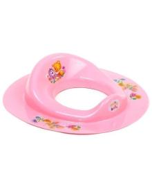 Накладка на унитаз Maltex Baby Кубусь Розовая