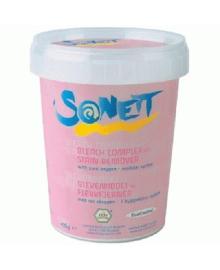 Sonett органический отбеливающий комплекс 450 гр.