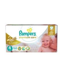 Подгузники Pampers Premium Care Размер 4 Maxi 9-14 кг 104 шт