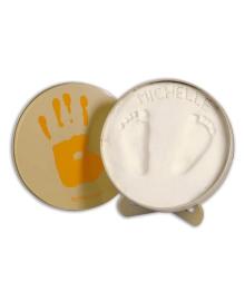 Набор для создания отпечатка ручки или ножки малыша Baby Art Магическая коробочка