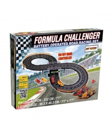 Трек Golden Bright Formula Challenger 232 см
