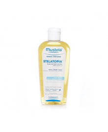 Масло для ванной Stelatopia Oil, 200 мл. Mustela 8701988, 3504105029036