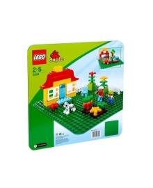 LEGO® DUPLO® Большая зеленая строительная пластина (38х38) 2304