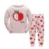 Детская пижама Wibbly pigbaby Яблоко Розовый