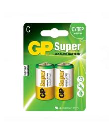 Батарейка GP Super Alkaline, 14A, LR14, C