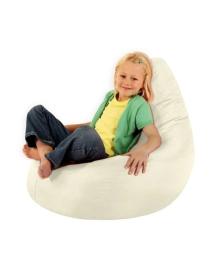 Кресло-груша, айвори, (L) Flybag, 2100089721457