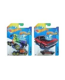Машинки Hot Wheels Измени цвет (11 моделей в ассорт.)