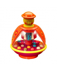 Развивающая игрушка Юла-Мандаринка