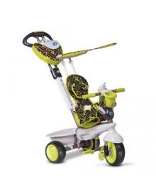 Велосипед Smart Trike Dream 4в1, салатово-черный 8000800, 4897025793330