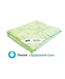 Одеяло детское Bambi 110x140