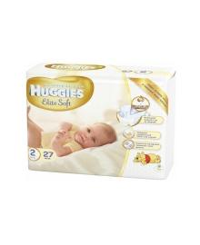 Подгузники Huggies Elite Soft Small Размер 2 (4-6 кг), 25 шт
