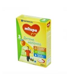 Детское молочко Milupa 3, 350 г