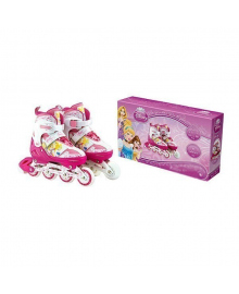 Роликовые коньки Disney Princess, р. 35-38 RS0106