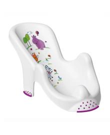Подставка в ванночку Hippo, белая