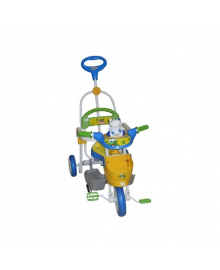 Трехколесный велосипед SR59 (желто-голубой) Geoby SR59-208, 2100060587621