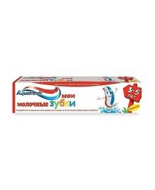 """Зубная паста """"Мои молочные зубки"""" Aquafresh NS7076400, 3830029292189"""