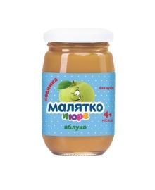 Пюре Малятко Яблоко 180 г