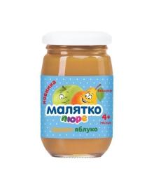 Пюре Малятко Груша Яблоко 180 г