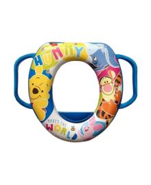 """Детская мягкая накладка на унитаз """"Winnie Pooh""""  Prima Baby 8679.36, 3110148679000"""