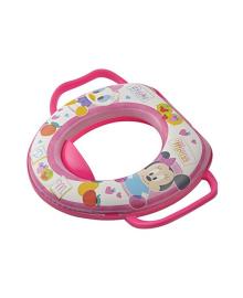 """Детская мягкая накладка на унитаз """"Minnie""""  Prima Baby 8681, 3110148681003"""