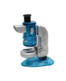 Микроскоп с аксессуарами (100х200х300) Eastcolight 7601-EC