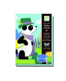 Художественный комплект Панда и его друзья Djeco DJ08630, 3070900086302
