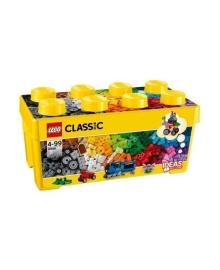 LEGO® Classic Коробка кубиков LEGO® для творческого конструирования, среднего размера 10696