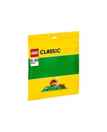 LEGO® Classic Базовая пластина зеленого цвета 10700