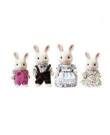 """Игровой набор """"Семья Молочных Кроликов"""" Sylvanian Families 3144"""