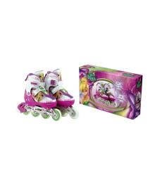Роликовые коньки Disney Fairies, р. 35 -38 RS0102