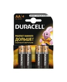 Батарейка Duracell Basic, AA, MN1500, LR6