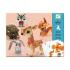 Художественный комплект оригами Лесные животные Djeco DJ09674, 3070900096745