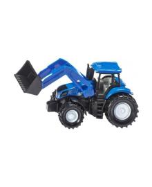 Трактор Siku с погрузчиком