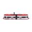 Модель Siku Трамвай Bombardier 1:87