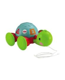 Игрушка-каталка Mattel Fisher Price Черепашка