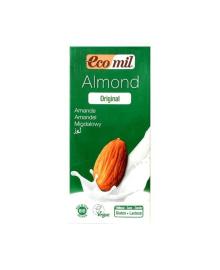 Органическое миндальное молоко с сиропом агавы, 1 л