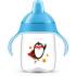 Чашка с носиком Philips Avent 18+, голубой, 340 мл (SCF755/00), 8710103645825
