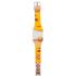 Светодиодные часы TBL Emojis, желто-белый (EMJ30788)