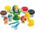 Набор для лепки PlayGo Парикмахерская PLG8652, 4892401086525