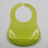 Слюнявчик Lindo с карманом на застежке, зеленый (Ф 932), 4890210009322
