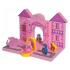Набор плавающих блоков для ванной Just Think Toys Замок Принцессы 22086