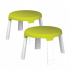 Игровые стульчики Oribel Portaplay, 2 шт. (СY303-90006-INT) CY303-90006-INT